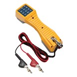 Fluke Networks 19800003 TS19 Test Set with Banana Jacks to Alligator Clips