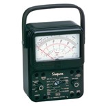 Simpson 260-8 Analog Multimeter VOM, Black