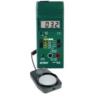 Extech 401025-NIST FOOT CANDLE/ LUX METER W/NIST CERT