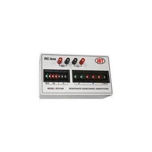 IET RCS-500 Combination of Resistance and Capacitance Deacade Box