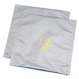"Desco 13460 Statshield® Transparent Metal In ESD Shielding Bags - Open Top (8"" x 10"")"