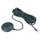 Desco 09813 Grounding Cord with 10mm Snap Stud, 15'