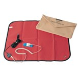 "Desco 16475 Field Service Kit with Carrying Case, 18"" x 22"""