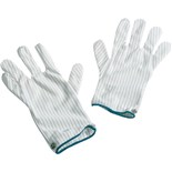 Desco 68103 Static Dissipating Gloves, Men's Large, Pair