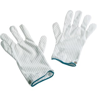 Desco 68106 Static Dissipating Gloves, Men's X-Large, Pair