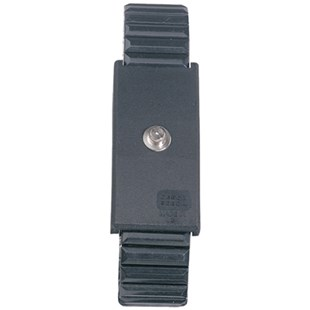 Desco 09041 Adjustable Metal Wristband Only, Standard Size