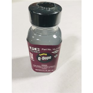 GC Waldom 10-3702 Q DOPE 2-OZ GC POLYSTYRENE IN SOLVENTS