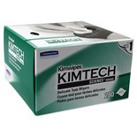 "Kimberly-Clark 34155 Kimwipe Delicate Task Wipes, 4-1/2"" x 8-1/2"", 280 Wipes/Box, 60 Boxes/Case"