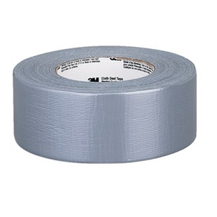 "3939 Duct Tape, Silver, 1 roll, 2"" x 60 yards"