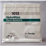 """Texwipe TX1013 AlphaWipe® 100% Continuous-Filament Polyester, 12"""" x 12"""", 75/Bag"""
