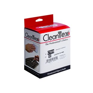 CT810 CleanTex™ Hard Surface Cleaning Wipes, 72/Box