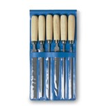 Grobet 32.510J File Set, 6 pc.
