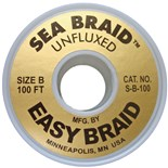 EasyBraid S-B-100 SEA BRAID(UNFLUXED)