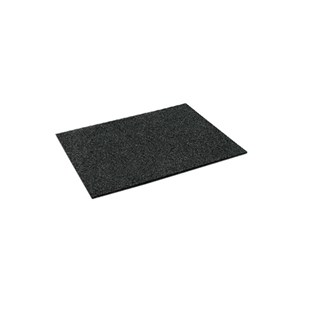 "Conductive Containers Inc. 13103 Plastic Tray with conductive crosslink foam, 18"" x 12"""