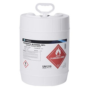 Pharmco by Greenfield Global ALCOHOL-99-5GAL PHARMCO AAPER 99% Isopropyl Alcohol, 5 Gallon