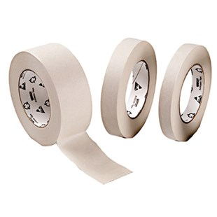 "Desco 81260 Antistatic High Temp Masking Tape, 1/2"" x 60 Yards with 3"" Core"