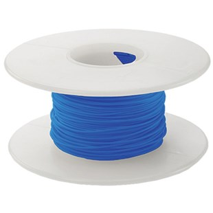 OK Industries R24B-0100 24 AWG BLUE 100 FT.