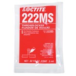 Loctite 22205, IDH 231483 222MS™ MIL Spec Threadlocker Adhesive (Low Strength), Purple, 0.5ml Capsule