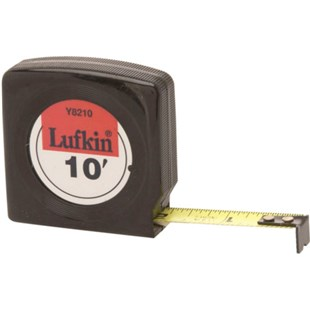 Lufkin Y8210 COOPER TOOLS MEASURING TAPE 10'
