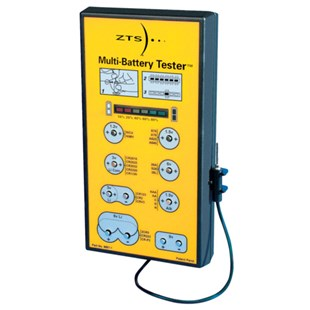 ZTS, Inc. MBT-1 Multi-Battery Tester