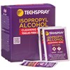 Techspray 1610-50PK 99.8% Pure IPA Wipes, 50 Individually Wrap Wipes/Box