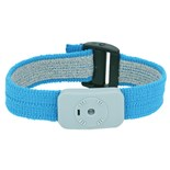 SCS 2368 Dual Conductor Adjustable Fabric Wrist Band Only