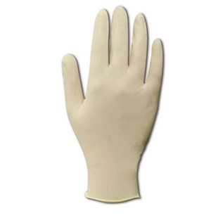 "Clean ESD Products LPF120-L Cleanroom Latex Gloves, Power-Free, 12"" Large, 100/Bag"