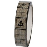 "Desco 81252 Conductive Shielding Grid Tape, 1"" x 118'"