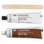 3M 2216-B/A Scotch-Weld™ Epoxy Adhesive Gray, 3.3 oz Kit