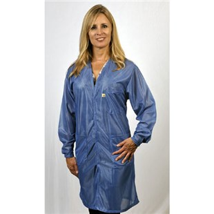 Tech Wear VOC-23 ESD-Safe Coat with Kinit Cuffs, Small