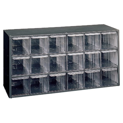 AkroMils Metal Frame Parts Storage Cabinets Drawers - Parts cabinets