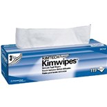 "Kimberly-Clark 34743 Kaydry Disposable Two-Ply Wipers, 12"" x 12"""