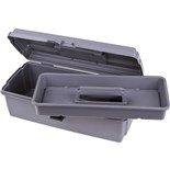 "Flambeau 14800-2 Tool/Storage Box, 13 x 5-3/8 x 4-1/4"" I.D."