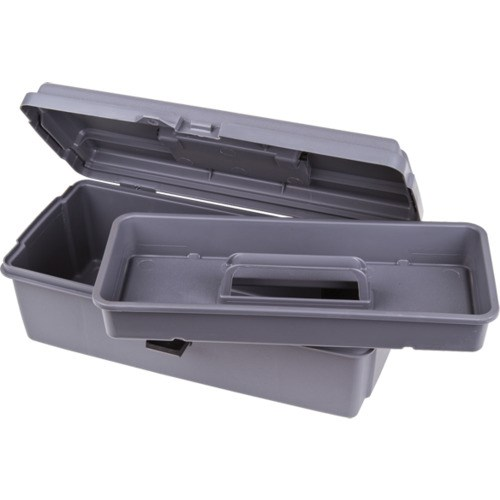 Flambeau 14800 2 Tool/Storage Box, 13 X 5 3/8