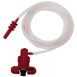Weller KDS503S6N Plastic Adapter Assembly with 6' Hose, 3CC