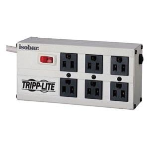 Tripp Lite ISOBAR 6 ULTRA ISOBAR ULTRA 6 Outlet Surge Strip