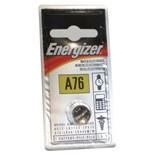 Eveready A76BP Energizer Photo Battery A76BP