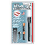 Maglite M3A016 AAA FLASHLIGHT, BLACK