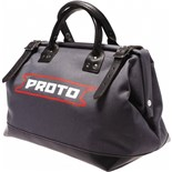 Proto J95311 Extra Heavy Duty Polyester Leather Reinforced Tool Bag, 18""
