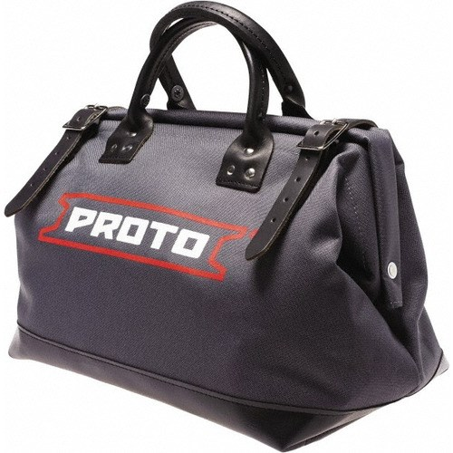 Proto J95316 Extra Heavy Duty Polyester Leather Reinforced Tool Bag 20