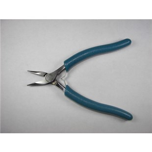 Swanstrom S220E Long Nose Pliers, Smooth Jaw