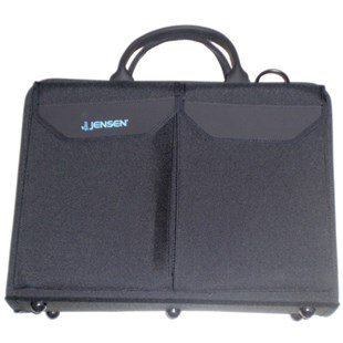 Jensen Tools D1384JTRBLR3 Double-Sided Black Ballistic Nylon Case Only