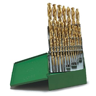 Irwin 3018003 Titanium Drill Set, 29 pc.