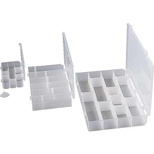 Flambeau Storage Boxes with  Infinite Divider System