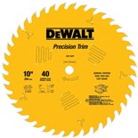 Dewalt DW7140PT Precision Trim Blade 10 Inch 40 Teeth