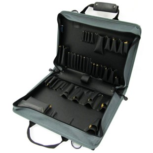 Jensen Tools D1383JTR2 Single-Sided Gray Ballistic Nylon Case only