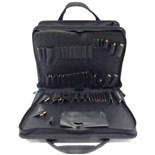 Jensen Tools Double Black Cordura Case with Pallets only
