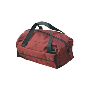 "Jensen Tools H1929JTBG Mechanic's Tool Bag, Burgundy, 12"" x 5-1/2"" x 6"""