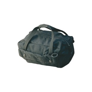 "Jensen Tools H1929JTBL Mechanic's Tool Bag, Black, 12"" x 5-1/2"" x 6"""