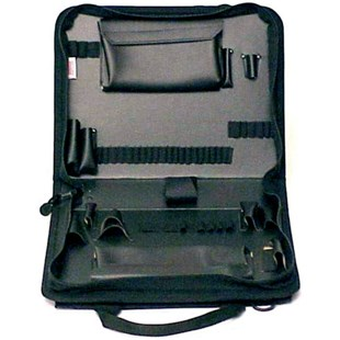 Jensen Tools C1202JTR1 Single Sided Black Cordura Case